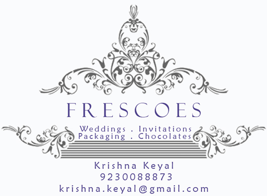 Invitations for Indian Weddings and marriages
