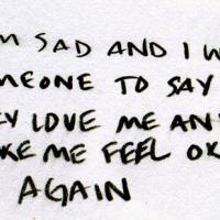 Sad in Love