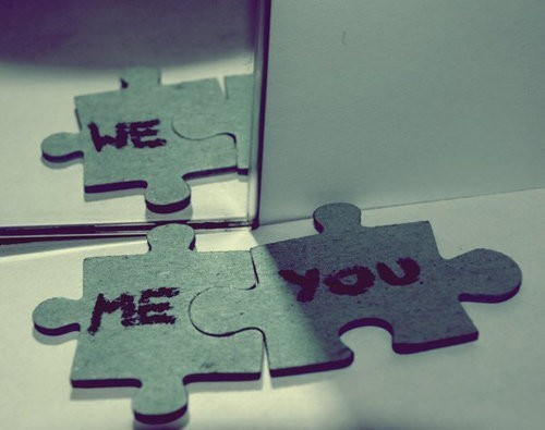 We= Me + You
