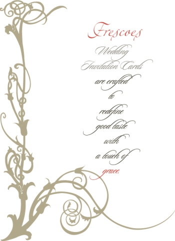 Marriage Cards for Indian Hindu Weddings Ceremonies