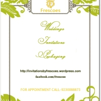 High-end Wedding Invitation cards in Kolkata, India