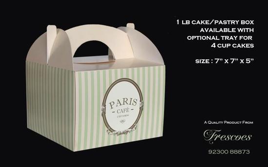 Cake Boxes Online Mumbai