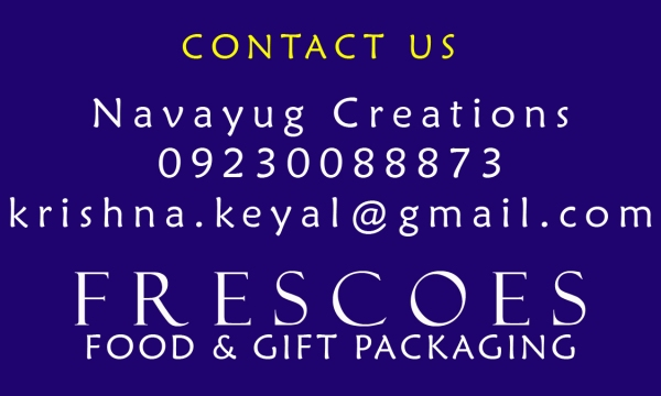 NAVAYUG is India's premier chocolate box and confectionery packaging manufacturer and wholesaler. We supply one of India's widest selections of stock chocolate boxes and confectionery packaging.